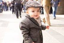 the sharp dressed man / by Karen Morgan of Blackbird Bakery Gluten-Free