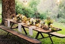 exteriors / homes that are beautiful on the outside and outdoor dining / by Karen Morgan of Blackbird Bakery Gluten-Free
