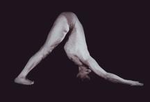 yoga / by Karen Morgan of Blackbird Bakery Gluten-Free