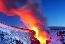 Volcanoes / by wunderground.com