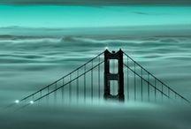 Through the Fog / by wunderground.com