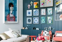 Home Sweet Home / Living Space Ideas <3