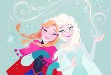 Frozen / by Krista Furman