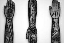 • back hand of god •
