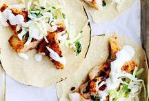 Tex Mex + Tacos.
