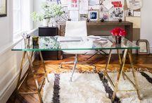 craft room - work space