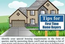 Tips For 1st Time Home Buyer's