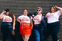 plus collective | plus size fashion + body positive life / Bringing you edgy plus size style, shopping options and plus size lifestyle tips from top plus size bloggers and influencers.