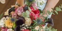 My bouquets / Ramos de novia Bridal bouquets  more/mas info: www.carolinabouquet.com