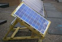 Harness the Sun / Solar power is the way to go for a green future. So why not learn a little more about it!