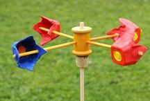 DIY Weather Gadgets / Learn how to make all your own gizmos and gadgets for tracking the weather!