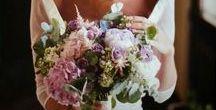 Our chic brides / Floral design  bouquet  floral style romantic,vintage