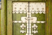 Doors / All kinds of doors and doorways