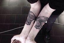 Tattoos. / by Kate Kurzdorfer