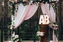 Wedding ❤ Casamento / Casamento; noivas; bride, wedding, decor  www.normalidadeincomum.com.br