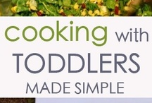 Recipes to Make with the Kiddos / Fun with kids in the kitchen!