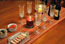 Company's Coming / We've found tips for entertaining friends and family.