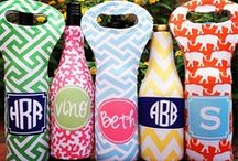 Monograms, Embroidery & Personalization / by GiftSolutionsEtc