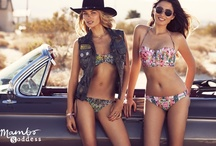 S12 Palm Springs Campaign  / Jessica Hart. Jessica Gomes. Lets go on a road trip to Palm Springs California.
