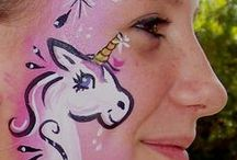 Face Painting / by Tiffany Nash