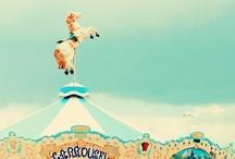 Amusement park (遊園地)