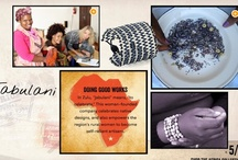 Africa Collection / Authentic Africa - Discover the art, artisans and stories of our new collection