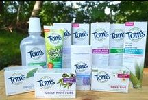 Naturally Good Products / What makes a product good?  At Tom's, it includes how we make it.  No Tom's products are ever tested on animals, and you won't find any artificial colors, flavors or preservatives in our products either. / by Tom's of Maine