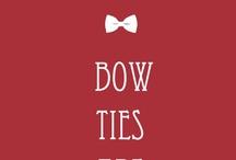 Bowties are Cool / by Jen Stocks Weston