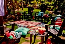 Outdoor Movie Night / Plan an outdoor movie night! These amazing finds make for memorable gatherings all season long.