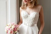 Nice to be a girl - Wedding dresses / by Larysa Willoughby