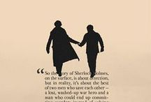 Sherlock / A wonderful board dedicated to the one and only Sherlock.  / by Cameron Linly Robinson