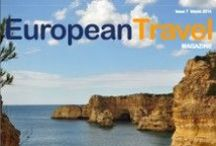 European Travel Magazine - Issues / Monthly Issues of our online European Travel Magazine