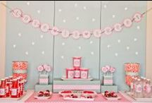 baby showers / kids parties. .... / by Louise Oosthuizen