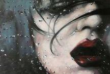 Art/Illustrations / by Courtney Averette