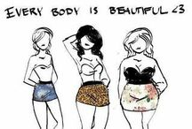 Body Positive / by Molly Maxwell