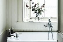 Bath time / Beautiful bathrooms. / by Marjut Mutanen