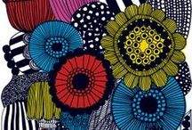 Marimekko, my love / All things Marimekko. / by Marjut Mutanen