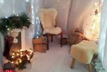 Festive Fete Ideas / Ridiculously over ambitious ideas for festive events...