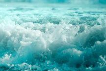 Nature - Waves / Sea moods  Art paintings photos