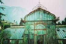 Garden - Greenhouses / Greenhouses, sheds, follies...