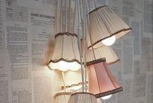 PROPS - Lampshades