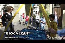 I Video de L'Ancora / Video servizi su Acqui Terme ed Acquese