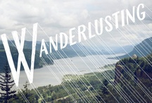 Wanderlusting / by Jamala Johns