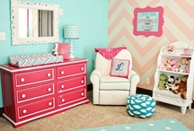 Nursery Inspiration / by Melissa Bell
