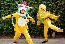 C R A F T - Costumes