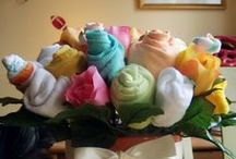 Not Diaper Cakes / by Hideous! Dreadful! Stinky! (Marigold Haske)