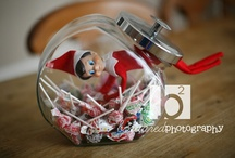 Elf on the Shelf Ideas / by Melissa Bell