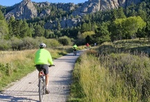 The Great Outdoors / #RapidCity #SouthDakota is ideal for outdoor enthusiasts. Whether you're into #hiking, #mountainbiking, #photography, #fishing, or #rockclimbing, Rapid City offers many types of adventure for all levels of #adventure seekers.