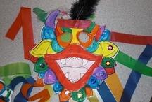 Classroom Teacher Ideas / I'm a 1st/2nd grade teacher of gifted kiddos. We do enrichment activities like experiments, arts and crafts.  It's a fun job I have! http://pattiesclassroom.blogspot.com # kids #crafts