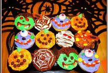 Halloween Stuff  / Fun Halloween Crafts to decorate the house and classroom with. http://pattiesclassroom.blogspot.com #halloween #decorations